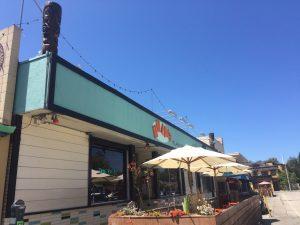 Hula's Island Grill Santa Cruz exterior